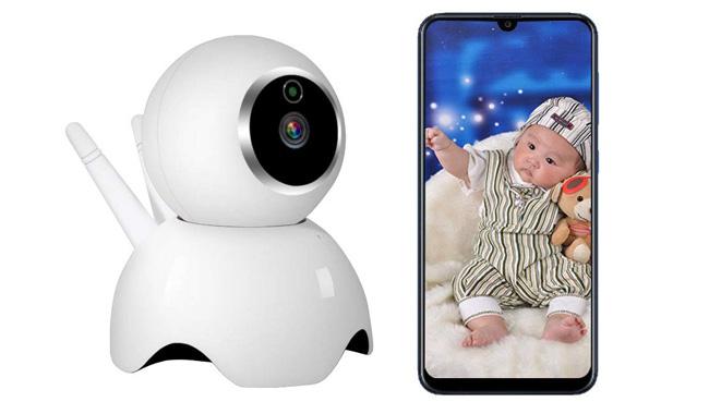 Katomi 1080P FHD Pet Monitor Camera