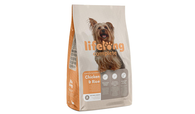 Lifelong – Complete Dry Dog Food