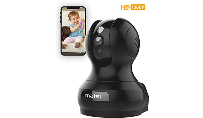 MAISI Upgraded True FHD 2MP IP Camera