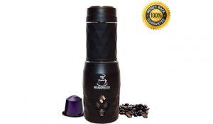MicroSpresso Portable Coffee Maker