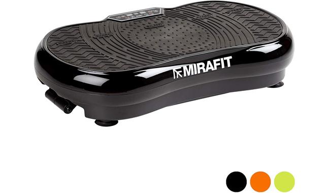 Mirafit vibration plates
