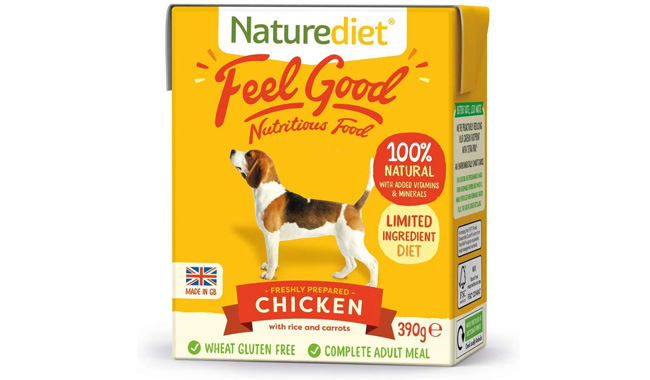 Naturediet Feel Good Chicken Complete Wet Food
