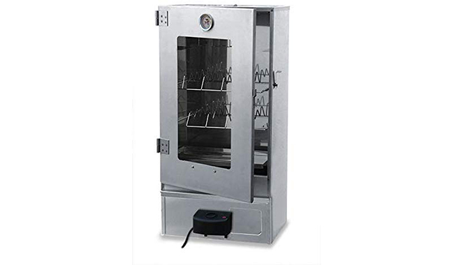 OutdoorCook New Electric Fish and Meat Smoker