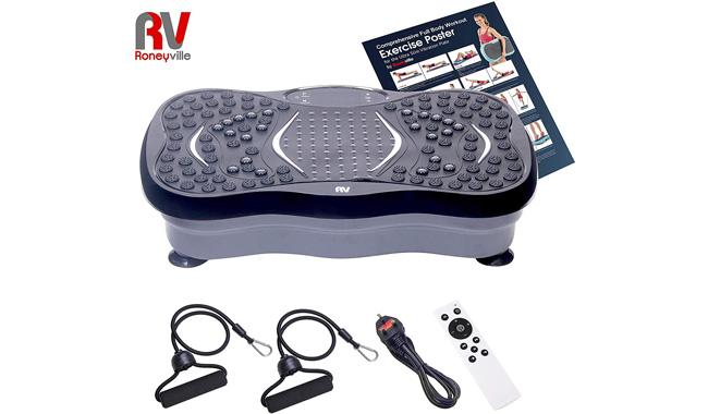 Roneyville vibration plate