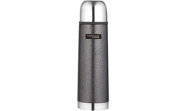 Thermocafe Flask Hammertone Grey