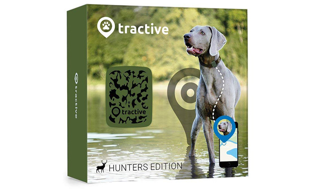 Tractive Dog GPS Tracker – Lightweight With Unlimited Range