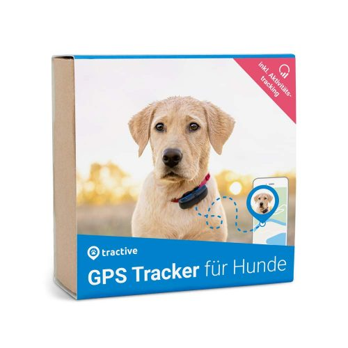 Tractive Edition 2019 GPS Dog And Activity Tracker With Unlimited Range