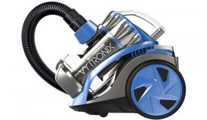 VYTRONIX CYL01 Cyclonic Bagless Carpet Cleaner