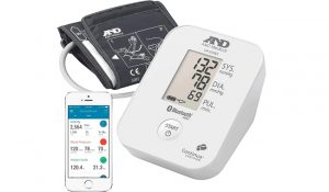 A&D Medical Blood Pressure Monitor