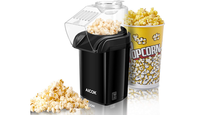 Aicok Hot Air Popcorn Maker