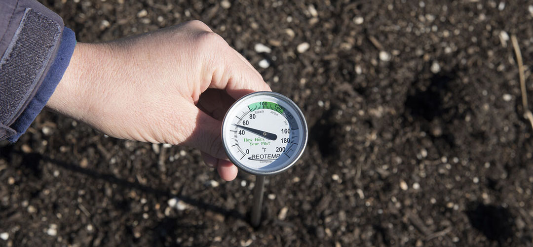 Best Compost Thermometer Banner Image