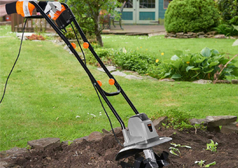 10 Best Garden Rotavators in 2020