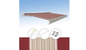 Cassette Awning Electric Awning