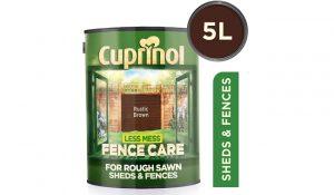 Cuprinol 5191660 Less Mess Fence Care Exterior Woodcare
