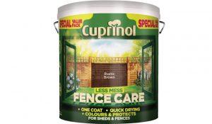 Cuprinol LMFCRB6L 6 Litre Less Mess Fence Care