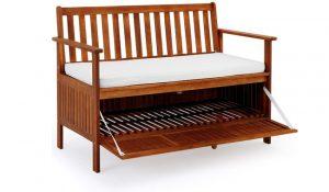Deuba Wooden Garden Bench