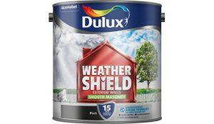 Dulux Weather Shield Smooth Masonry Paint