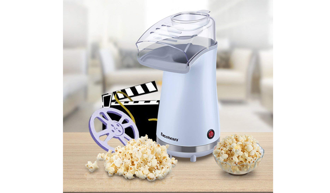Excelvan Air Popcorn Maker