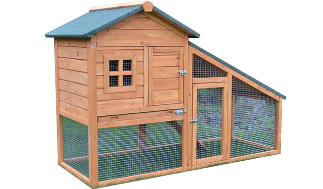 FeelGoodUK Rabbit Hutch