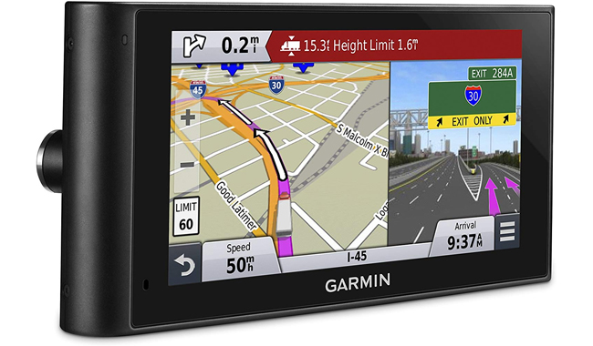 Garmin DezlCam Truck Satellite Navigation