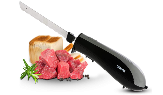 Geepas 150W Electric Knife