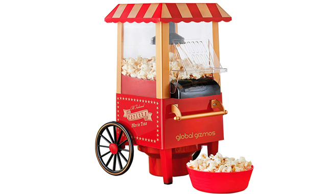 Global Gizmos 50300 Fun Party Popcorn Maker