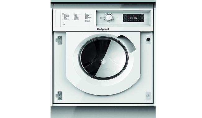 HOTPOINT BIWMHG71284 Integrated Washing Machine
