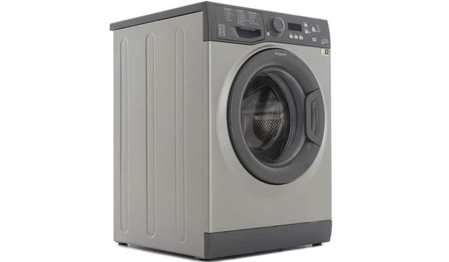 Hotpoint Experience Eco WMBF944G Freestanding Graphite Washing Machine