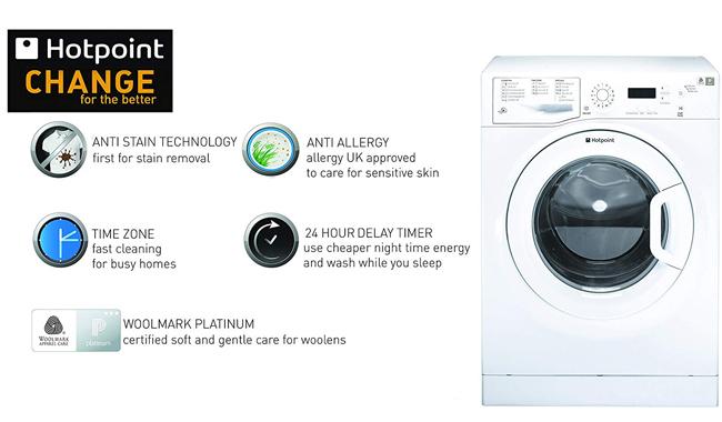 Hotpoint Extra WMXTF942P Washing Machine