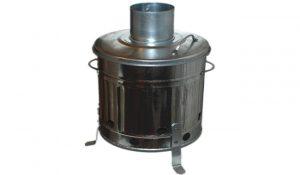 Keto Plastics Mini Garden 15 Litre Incinerator