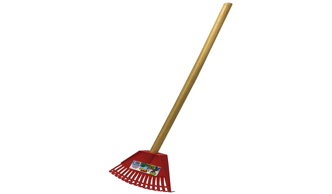 Kids Leaf Rake by Emsco Group