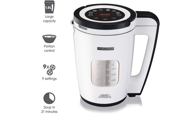 Morphy Richards 501020 White Soupmaker
