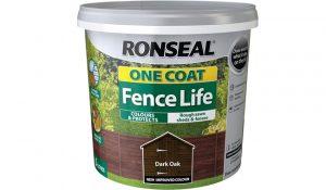 Ronseal RSLOCFLDO5L One Coat Fence Paint
