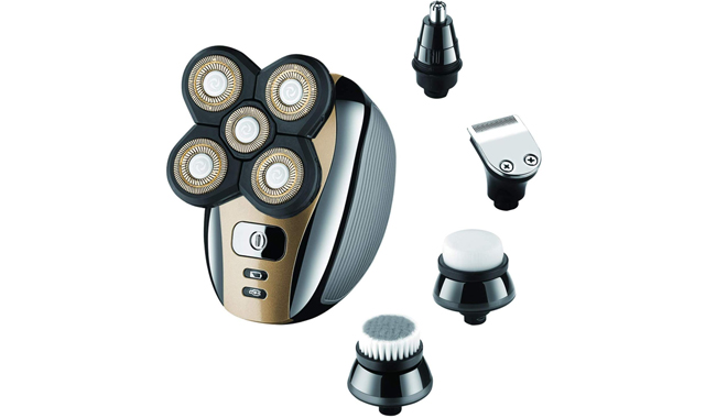 Roziapro Electric Head Shaver