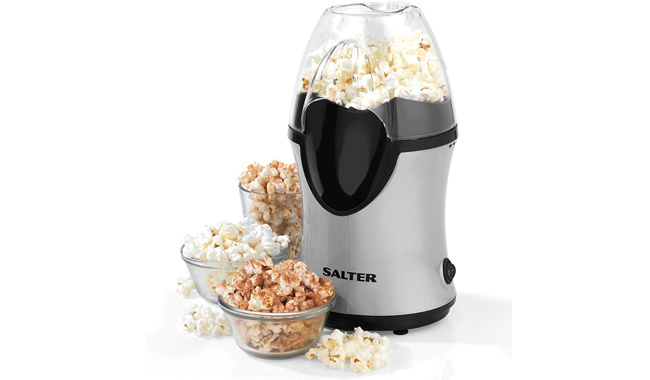 Salter EK2902 Electric Hot Air Popcorn Maker