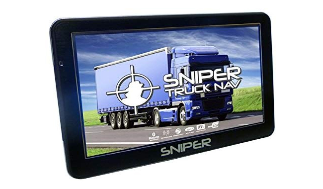 Sniper SN-702T Truck Nav