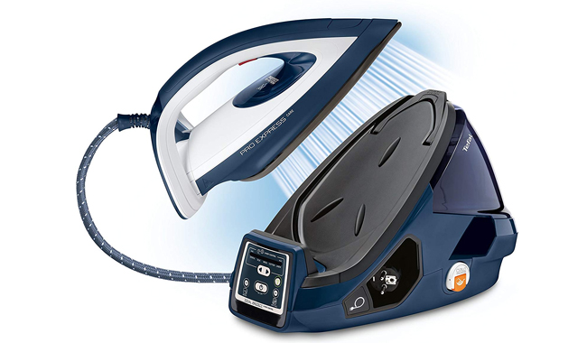 Tefal GV9071 Pro Express Care High-Pressure Steam Generator