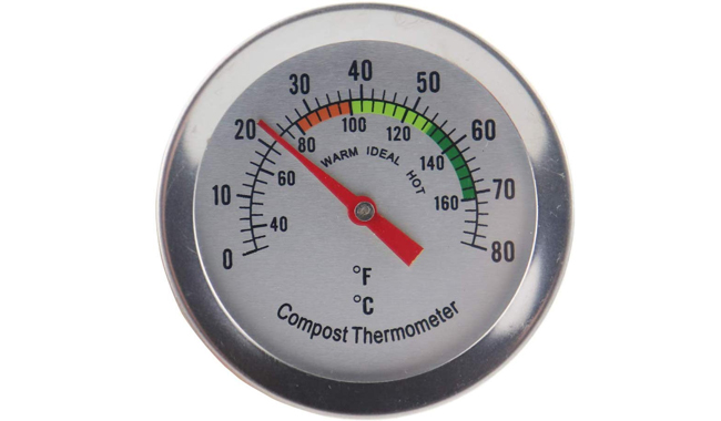 Thermometer World Compost Thermometer