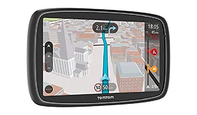 TomTom Trucker 6000 Lifetime GPS Sat Nav