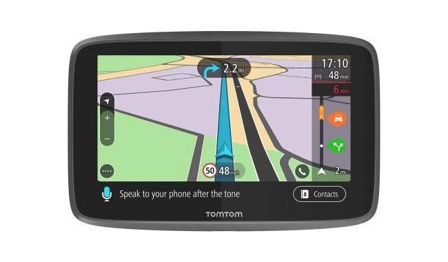 Tomtom Go Professional 6250 GPS Truck Sat Nav