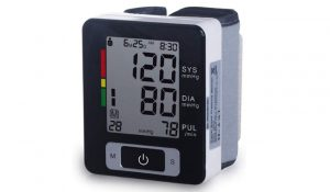 XNUO Wrist Blood Pressure Monitor