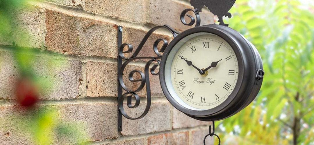 best garden clocks Banner Image