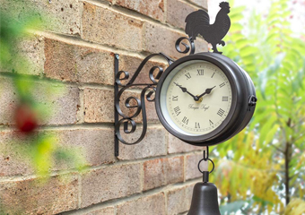 10 Best Garden Clocks in 2019