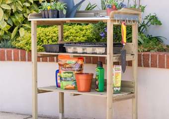 10 Best Potting Benches in 2019