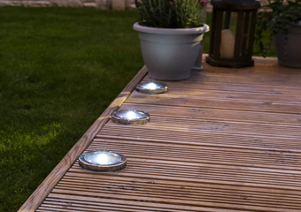 10 Best Solar Decking Lights in 2019