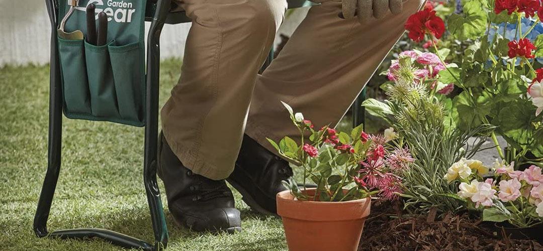 Best Garden Kneeler Banner Image
