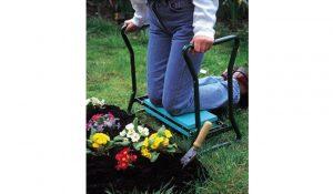 Gardman Foldaway Garden Kneeler & Seat