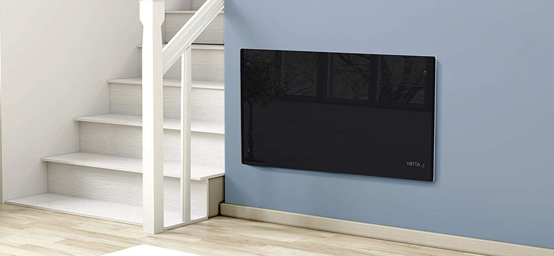 Best Electric Wall Heater Banner Image