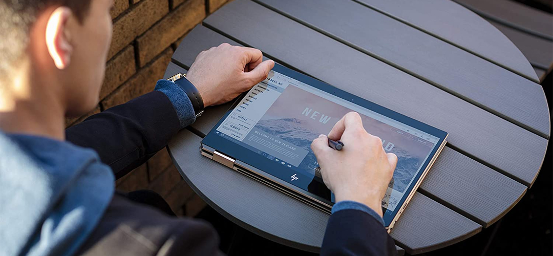 Best Touchscreen Laptop Banner Image