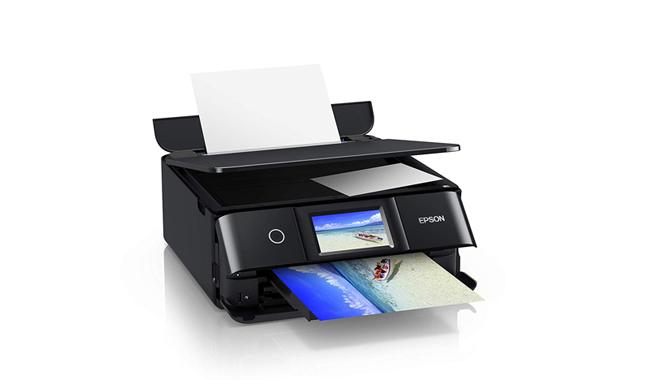 Epson Expression Photo XP-8600 Print-Scan-Copy Wi-Fi Printer
